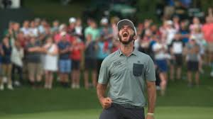 Max homa watches his tee shot on the third hole during the final round of the wells fargo championship golf tournament at quail hollow club homa, who won the ncaa title at cal in 2013, won for the first time in his 68th start as a pro. Homa Comes Full Circle And Wins Wells Fargo Championship