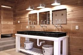 unique bath lighting. Rustic Bathroom Lights Unique Vanity Vanities Ideas Regarding Plan Bath Sconces Lighting D