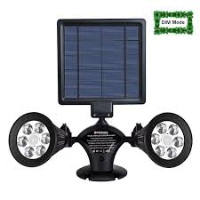 Best Solar Security Light Solar Spotlight Opernee Upgraded Motion Sensor Solar Lights