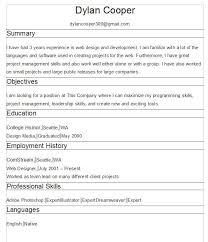 Free Resume Builder No Cost Armsairsoft Com