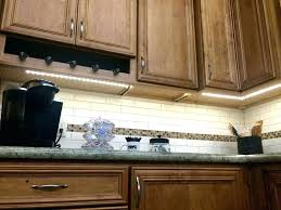 kitchen lighting under cabinet led. Under Cabinet Led Battery Lighting Kitchen Lights Operated Home Depot U