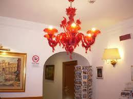 hotel gabriella murano glass chandelier