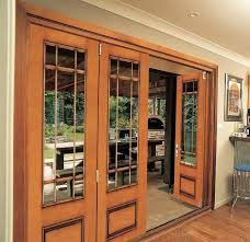 folding patio doors home depot. Wen Aurora Mahogany Fiberglass Folding Patio Door System Antique Honey Finish Windows Doors Jeld Sliding Glass Home Depot