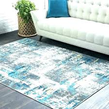 light teal area rug wonderful designs distressed abstract inside blue gray rugs quick view bell grey teal area rug