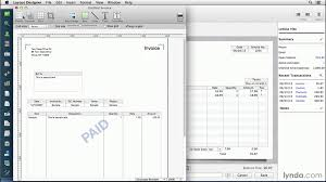 Quickbooks For Mac Tutorial Customizing Invoices And Forms