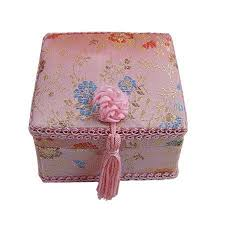 Decorative Jewelry Gift Boxes 100 Decorative Lace Tassel Large Jewelry Gift Box Craft Packaging 71