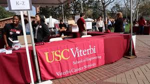 What Happens At A Job Fair Vine For The Viterbi Industry Networking Event Happens Annually The
