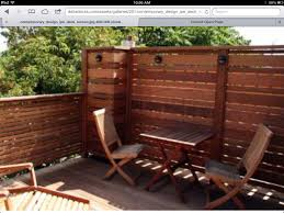 Appealing Deck Privacy Walls 69 In Interior Designing Home Ideas with Deck  Privacy Walls