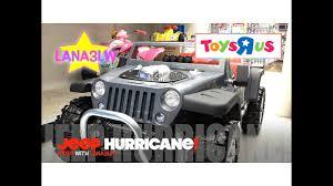 best por jeep hurricane kids ride on electric car test drive toys r us lana3lw