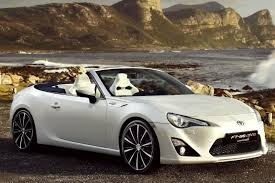 2013 Toyota FT 86 Open Top Concept Review - Top Speed