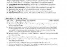Event Planner Resume Economic Development Specialist Sample Resume