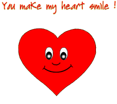 Image result for heart smile graphics
