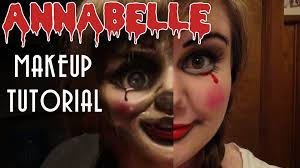annabelle makeup tutorial 13 days of 2016 day 1 you