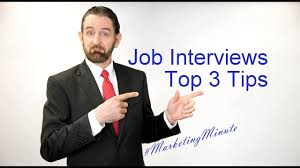 marketing minute 049 top 3 job interview tips marketing marketing minute 049 top 3 job interview tips marketing yourself personal branding