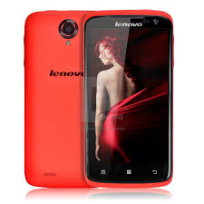 Lenovo S820 (Red, 8GB): Amazon.in ...