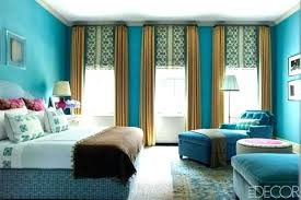 blue walls brown furniture. Curtains For Light Brown Walls What Color With Blue Furniture Turquoise And A