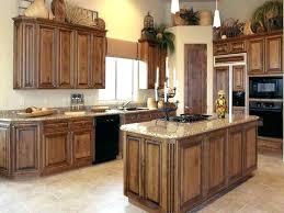 gel stain oak kitchen cabinets how