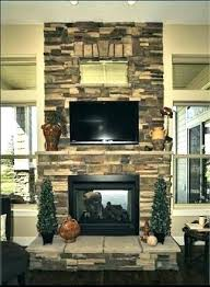 double sided gas fireplace log set indoor outdoor wonderful two 2 home add architectural