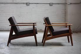 mid century danish lounge chair.  Century Alluring Mid Century Danish Modern Walnut Lounge Chairs 1960s  By  Kennykk2modern On Chair D