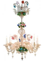 fabulous antique venetian glass chandelier antique lighting chandeliers sconces lamps more legacy antiques
