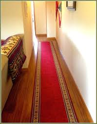 modern hallway runner rugs in tartan brown carpet