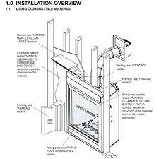 gas fireplace framing framing for gas fireplace napoleon 1 direct top vent high definition gas fireplace