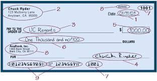 How To Write A Check For Cash Writing Check Eclipse Articles Com