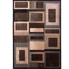 brown carpet floor. Bazaar Gal 1196 Black/Brown 8 Ft. X 10 Indoor Area Rug Brown Carpet Floor