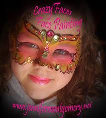 mardi gras mask face painting crazyfaces face painting philadelphia pa