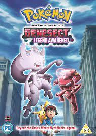 Pokemon Movie 16: Genesect and the Legend Awakened: Amazon.de: DVD & Blu-ray