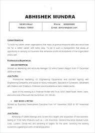 Resume Download Word Resume Format Resume Format Free What