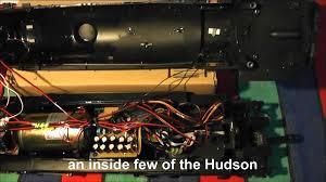 indoor g scale smoke generator inside the hudson