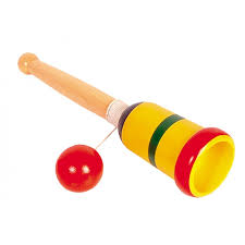 Wooden Ball And Cup Game Enchanting Wooden Ball Cup Game
