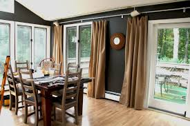Curtains Dinning Room Curtains Decorating DIY Dining Curtain Ideas - Dining room curtain designs