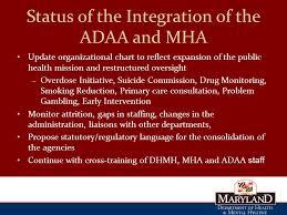 Mha Org Chart Department Of Health And Mental Hygiene Behavioral Health