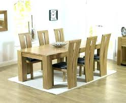 6 dining room chairs oak dining room set dining room table with 6 chairs solid oak