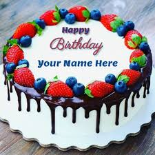 Birthday Cake Name Download Happy Birthday Cake Pictures With Name