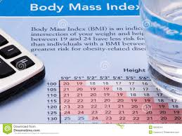 Body Mass Index Chart Stock Photo Image Of Index Water