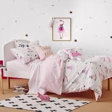 adairs kids tutu cute cot quilt cover set bnib rrp 99 95