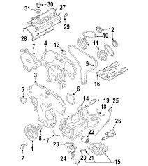 parts com® nissan strainer assy partnumber 15050cd001 2004 nissan 350z enthusiast v6 3 5 liter gas engine parts