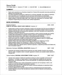Best Business Resume Template Best Business Resume 30 Free Word Pdf Document Download