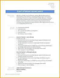 Sample Resume For Flight Attendant Flight Scheduler Sample Resume Podarki Co