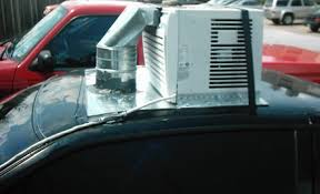 air conditioning unit for car. enter image description here air conditioning unit for car