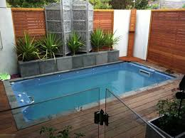 Gallery for Swimming Pools for Small Spaces