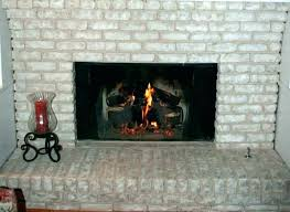 cleaning glass fireplace doors best way s