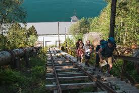 Doch nicht nur meere und seen spielen dabei eine große rolle. Florli Powerstation Und Florli Treppen Kultur In Floyrli Sandnes Fjord Norway