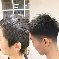 Barberbarberon ベリーショート ハイライト ベリーショート 短髪