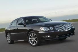2008 Buick LaCrosse Super Review - Top Speed