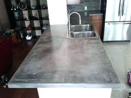 sealers for concrete countertops best concrete countertop sealer on laminate countertop