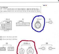 ls400 alternator wiring diagram ls400 image wiring 1988 4runner 1uz swap page 3 yotatech forums on ls400 alternator wiring diagram